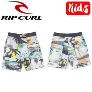 RIP CURL リップカール キッズ ボーイズ ユース ボードショーツ サーフパンツ 水着 海水パンツ KIDS BOYS YOUTH 90・100・110・120|54tide