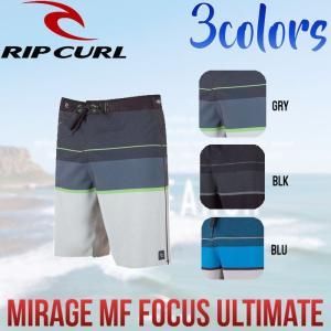 【RIP CURL】リップカール ミック・ファニングモデル Mirage Mf Focus Ultimate メンズボードショーツ サーフィン 海パン 水着 54tide