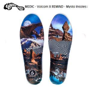 リマインド REMIND INSOLES MEDIC インソール シューズ スケートボード スノーボード BMX インラインスケート|54tide