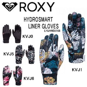 ロキシー ROXY 2020-2021  ROXY HYDROSMART LINER GLOVES ERJHN03168 手袋 グローブ スノーボード SNOW スノボー スキー 4カラー【正規品】|54tide