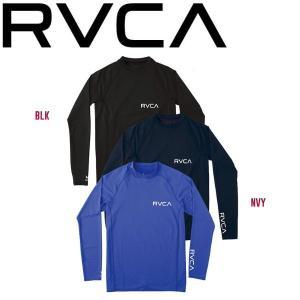 RVCA ルーカ メンズ ラッシュガード 長袖ラッシュガード プルオーバー|54tide
