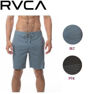 ルーカ RVCA メンズ ボードショーツ サーフパンツ トランクス 水着 海水パンツ 28・30・32インチ 2カラー CURREN TRUNK 54tide
