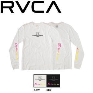 ルーカ RVCA メンズ 長袖Tシャツ ティーシャツ トップス ロンT キャンベル ブラザーズ TEE S・M・L 2カラー CAMPBELL BROS L/S 54tide