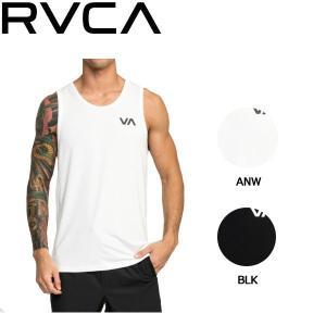ルーカ RVCA メンズ タンクトップ ノースリーブ トップス S・M・L 2カラー RVCA SPORT A VENT 54tide