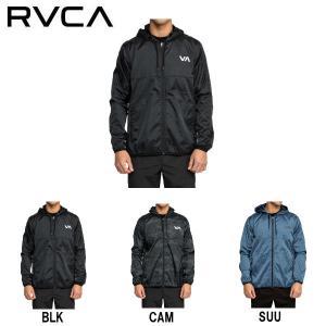 ルーカ RVCA メンズ ウィンドブレーカー ジャケット パーカー スポーツウェア アウター HEXSTOP IV JACKET|54tide