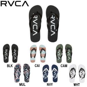 ルーカ RVCA メンズ レディース ユニセックス ビーチサンダル ビーサン サンダル 靴 54tide