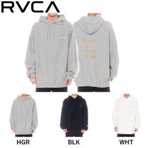 ルーカ RVCA メンズ IN SIDE OUT OVERSIZE パーカー スウェット トップス サーフィン スケートボード|54tide