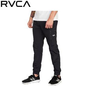 ルーカ RVCA RVCA SPORT TRANSPORTER TRACK PANT ルーカ スポーツ メンズ ロングパンツ|54tide