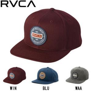 ルーカ RVCA NAVIGATE SNAPBACK HAT キャップ メンズ レディース スナップバック 帽子 スケートボード  サーフィン|54tide