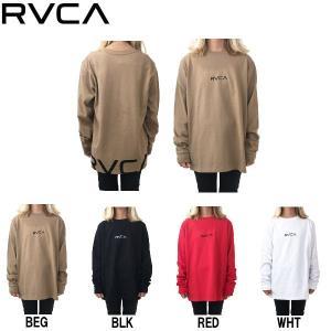 ルーカ RVCA レディース 長袖Tシャツ ロングスリーブ ティーシャツ ロンT トップス STANDERD FIT 54tide