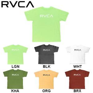 ルーカ メンズ RVCA メンズ LOGO SS ロゴ Tシャツ 半袖 スケートボード サーフィン トップス 54tide