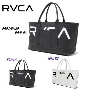 ルーカ  RVCA 2020春夏 GARDENER BAG 8Lトートバッグ BAG  スケートボード サーフィン トレーニング TOTE BAG トートバッグ【正規品】|54tide