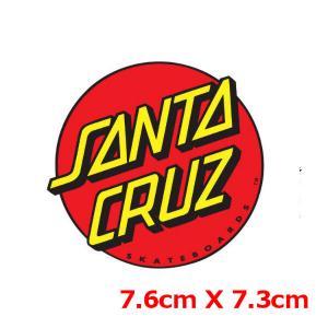 SANTA CRUZ サンタクルーズ CLASSIC DOT 3 ステッカー|54tide