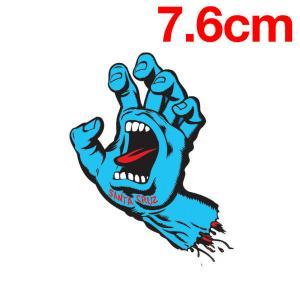 SANTA CRUZ サンタクルーズ SCREAMING HAND 3 ステッカー|54tide