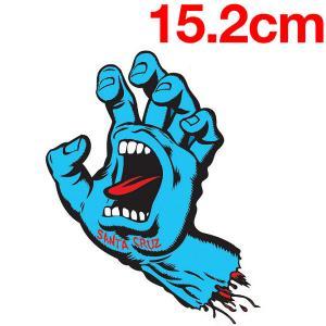 SANTA CRUZ サンタクルーズ SCREAMING HAND 6 ステッカー|54tide