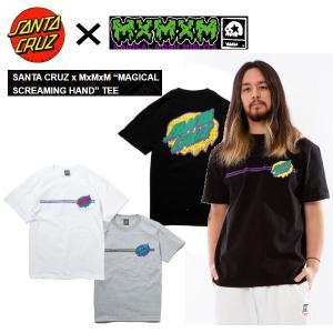 サンタクルーズ SANTA CRUZ x MxMxM MAGICAL DRIP DOT TEE マジカルモッシュミスフィッツ メンズ  半袖Tシャツ スケートボード 54tide