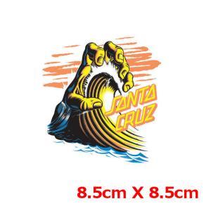 SANTA CRUZ サンタクルーズ WAVE HAND 3 ステッカー|54tide