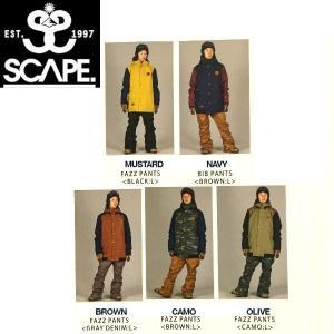 特典あり エスケープ SCAPE Holder Jacket メンズ スノージャケット 男性用スノーボードウェア ウエア|54tide