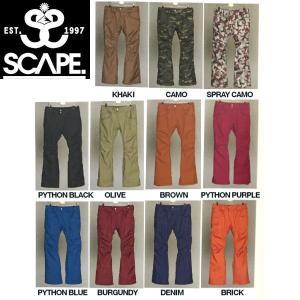 エスケープ SCAPE Ares Pants レディーススノ...