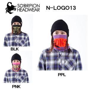 SCORPION スコーピオン ヘッド ウェア ウエア N-LOGO メンズ レディース ネックウォーマー 呼吸を妨げないシングルタイプ! 54tide