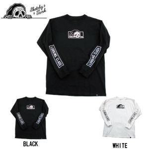 スケッチータンク SKETCHY TANK 2019秋冬 LURKING CLASS COPRO L/S TEE メンズ 長袖Tシャツ ティーシャツ ロングスリーブ ロンT トップス S・M・L ・XL|54tide