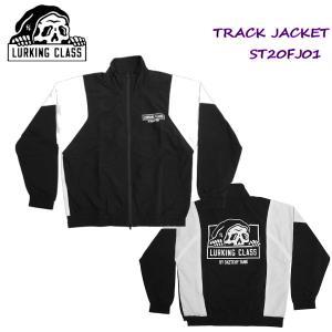 スケッチータンク SKETCHY TANK 2020秋冬 LURKING CLASS TRACK JACKET ラーキングクラス JACKETS メンズ アウター 長袖 ジャケット トップス 【正規品】|54tide