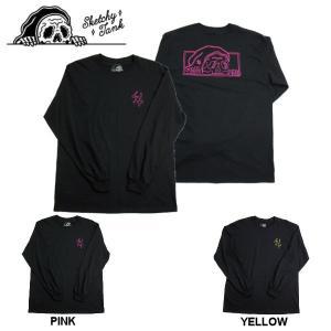 スケッチータンク SKETCHY TANK 2020春 LURKING CLASS STAY LONGSLEEVE TEE ST13ラーキングクラス ロンT メンズ 長袖Tシャツ ティーシャツ M~XL【正規品】|54tide