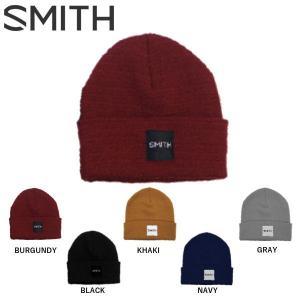 スミス SMITH LOWKEY BEANIE  ビーニー メンズ レディース ニット帽 帽子 キャップ スノーボード 5カラー|54tide
