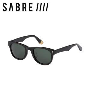 ステッカープレゼント セイバー SABRE CHEVELLE ユニセックス サングラス メンズ レディース BLACK GLOSS/GREEN 54tide