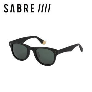 ステッカープレゼント セイバー SABRE CHEVELLE ユニセックス サングラス メンズ レディース MATTE BLACK/GREEN 54tide