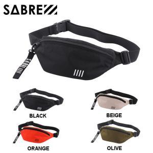 セイバー SABRE HAZARD BODY BAG セイバー ボディバック ウエストバッグ カバン 鞄 バッグ 54tide