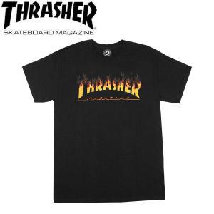 スラッシャー THRASHER メンズ 半袖Tシャツ ティーシャツ トップス BBQ S/S TEE 54tide