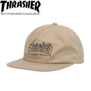 スラッシャー THRASHER メンズ レディース スナップバック キャップ 帽子 WITCH SNAPBACK 54tide