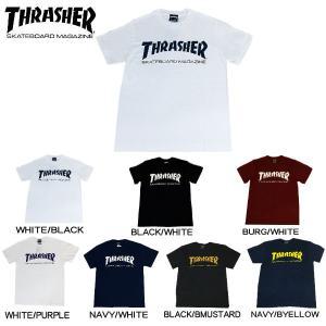 スラッシャー THRASHER 2019秋冬 TH 8101 XL/S T-SHIRT メンズ 半袖Tシャツ ティーシャツ TEE ロンT トップス 7カラー S・M・L・XL 54tide