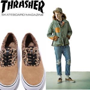 スラッシャー THRASHER Decker メンズスニーカー スケートボードシューズ 靴 BeigeSueLeopard 54tide