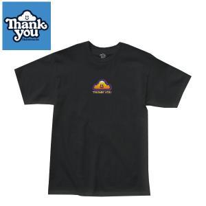 サンキュースケートボード THANK YOU SKATEBOARDS メンズ 半袖Tシャツ ティーシャツ トップス Thank You Cloudy S/S Tee|54tide