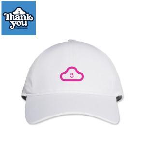 サンキュースケートボード THANK YOU SKATEBOARDS メンズ レディース ローキャップ 帽子 スナップバック Cloudy Hat|54tide