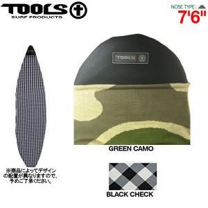 トゥールス TOOLS Knit case サーフボードニットケース 7-6 ソフトケース