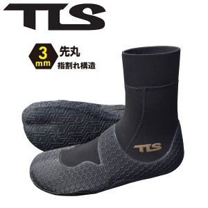 トゥールス TOOLS サーフブーツ ウィンター サーフィン 20.0cm-28.0cm TLS SURF BOOTS SPLIT TOE 3mm 54tide