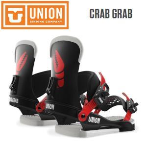 特典あり UNION BINDING ユニオン CRAB GRAB コラボ メンズ ビンディング スノーボード バイン 限定 レイトモデル 54tide