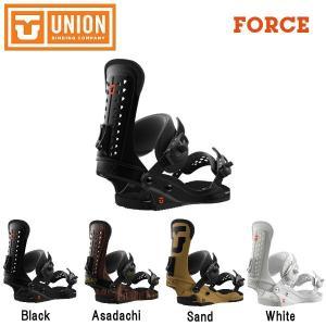 UNION BINDING ユニオン フォース メンズ ビンディング スノーボード バイン FORCE|54tide