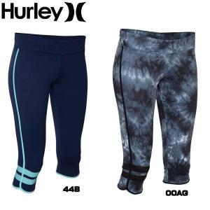 ハーレー レディース パンツ HURLEY レギンス スポーツ ヨガ エクササイズ ストレッチ NIKE DRI-FIT|54tide