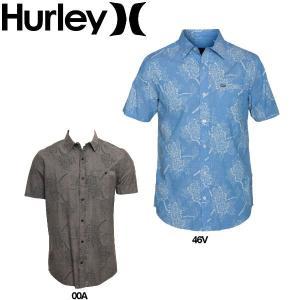 ハーレー 半袖シャツ メンズ HURLEY カジュアルシャツ|54tide