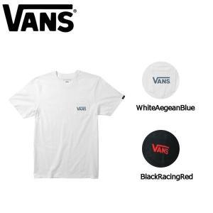 バンズ VANS メンズ 半袖 Tシャツ ティーシャツ ポケット バックプリント TEE トップス S・M・L 2カラー OTW CLASSIC T-SHIRT|54tide