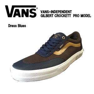 バンズ VANS×INDEPENDENT メンズ インディペンデント コラボ ギルバートクロケット シューズ 靴 スニーカー GILBERT CROCKETT 2 PRO|54tide