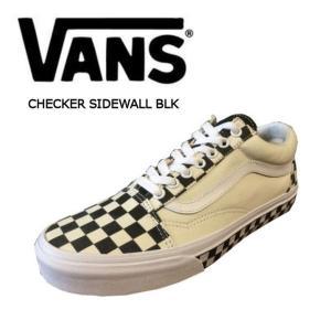 バンズ VANS メンズ レディース ユニセックス オールドスクール シューズ 靴 スニーカー OLD SKOOL CHECKERSIDE|54tide