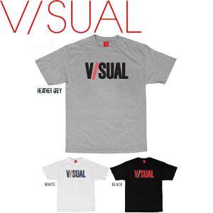 V/SUAL ヴィジュアル Two Tone Lg Tee メンズTシャツ 半袖ティーシャツ VISUAL M 3カラー|54tide