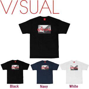 V/SUAL ヴィジュアル Knee High Tee メンズ 半袖Tシャツ ティーシャツ トップス VISUAL|54tide
