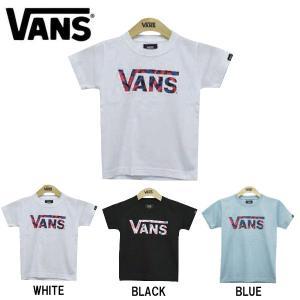 バンズ VANS キッズ ジュニア 子供用 半袖Tシャツ ティーシャツ TEE トップス Botanical Flying-V Boys S/S T-Shirt|54tide