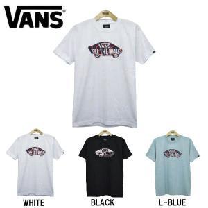 バンズ VANS メンズ 半袖Tシャツ ティーシャツ TEE トップス Botanical SK8OTW S/S T-Shirt|54tide